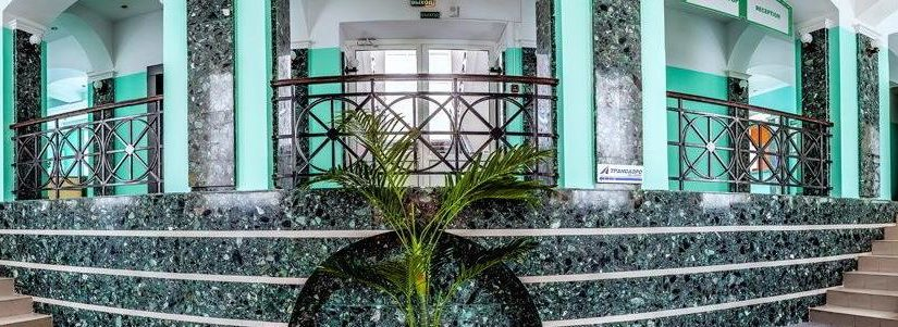 Гостиница Сож в Гомеле