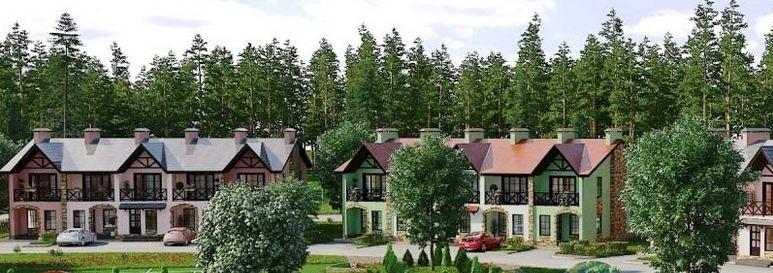 Дачные поселки Горьковское шоссе